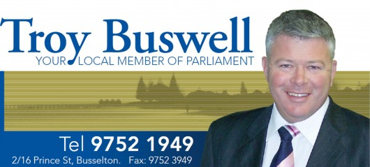 Troy Buswell Official Photo